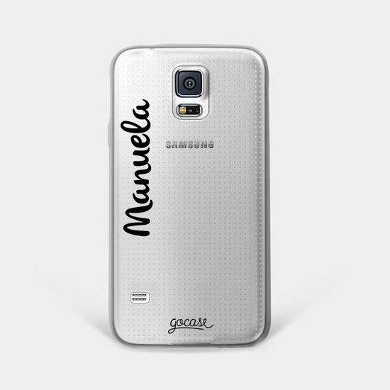 Product capinhacomnome galaxys5