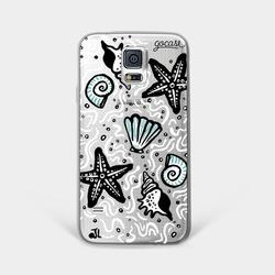 Capinha para celular Coisas do Mar