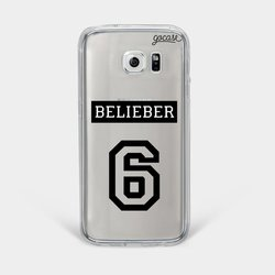 Capinha para celular Belieber
