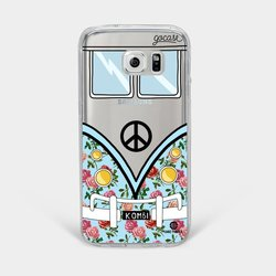 Blue Kombi Phone Case