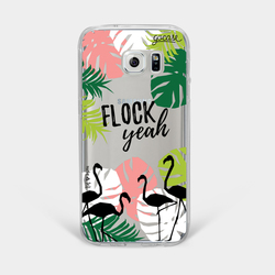 Flock Yeah Phone Case