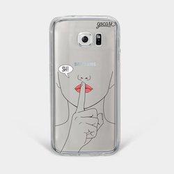 Shhh Phone Case