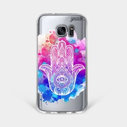 Winked Hamsa Phone Case