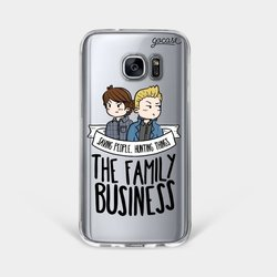 Family Business Phone Case
