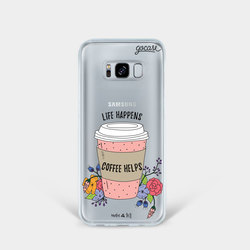 Life Happens Phone Case