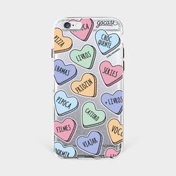 Capinha para celular Patches Que Eu Amo