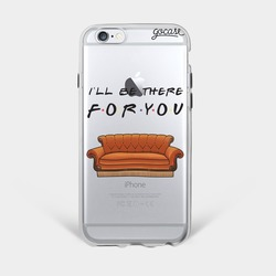 Be There For You Phone Case