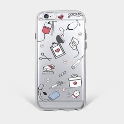 Cares of Medicine Phone Case