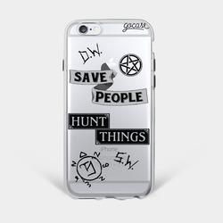 Supernatural Phone Case