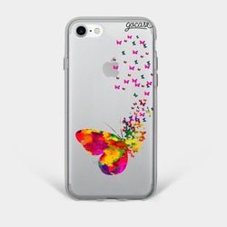 Floating Butterflies Phone Case