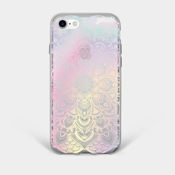 Iridescent Mandala Phone Case