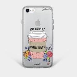 Life Happens Phone Case