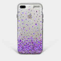 Purple Love Phone Case