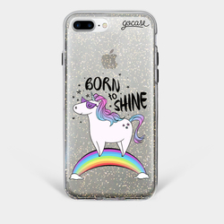 Born to Shine Phone Case
