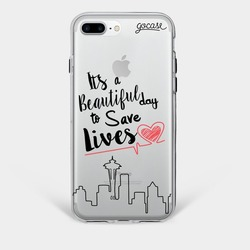 Save Lives Phone Case
