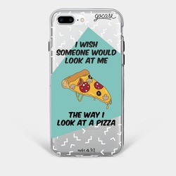 The Look Phone Case
