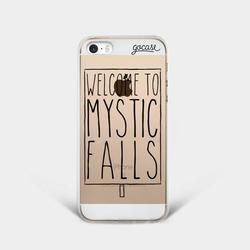 Mystic Falls Phone Case
