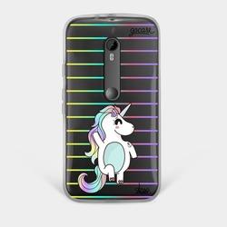 Capinha para celular Unicórnio Fabuloso