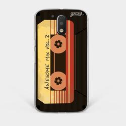 Capinha para celular Mixtape