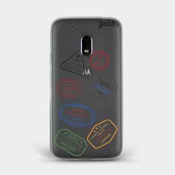 Capinha para celular Traveler