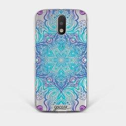 Capinha para celular Mandala Flor