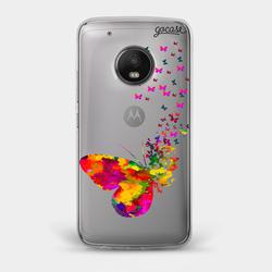 Capinha para celular Borboletas Flutuantes