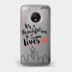 Capinha para celular Save Lives
