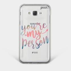 Capinha para celular My Person