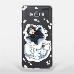 Capinha para celular Jon e Fantasma