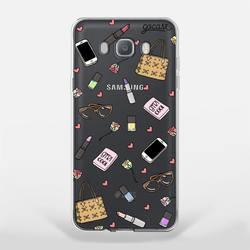 Capinha para celular Patches Girls