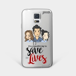 Greys Friends Phone Case