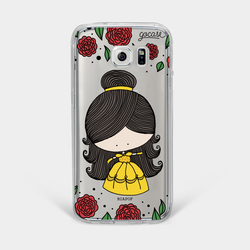 Beauty and the Beast Phone Case