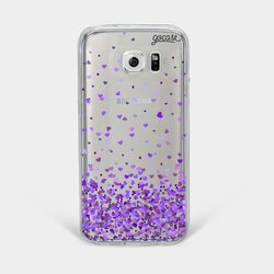 Purple Love Phone Case