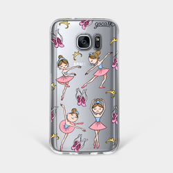 Little Ballerinas  Phone Case