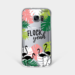 Flock Yeah Phone Case