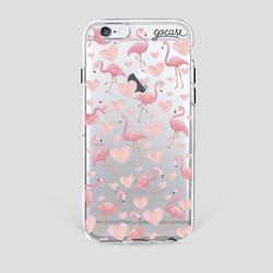 Flamingos Phone Case