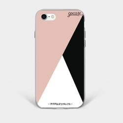 Tricolor Phone Case