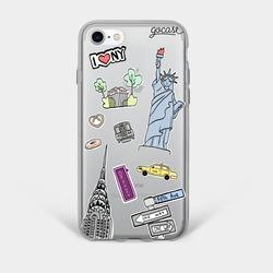 Capinha para celular Viagem New York