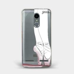Capinha para celular Ballet