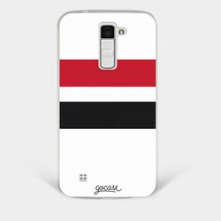 Capinha para celular Camisa de time - Tricolor 1