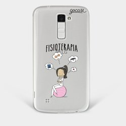 Capinha para celular Fisioterapia