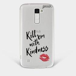 Capinha para celular Kill Em With Kindness