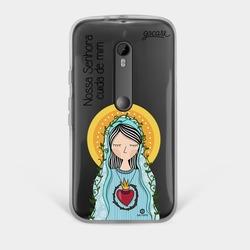Capinha para celular Cuida de Mim