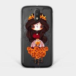 Capinha para celular La Muerte