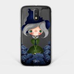 Capinha para celular Minervinha