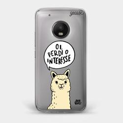 Capinha para celular Perdi o Interesse