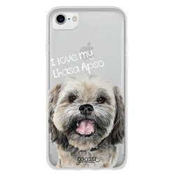 I love my Lhasa Apso Phone Case