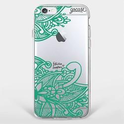 Capinha para celular Esverdeado