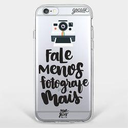 Capinha para celular Fotografe Mais