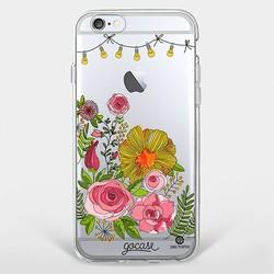 Capinha para celular Florido